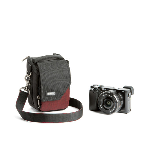 Think Tank Mirrorless Mover 5 Camera Bag- Deep Red
