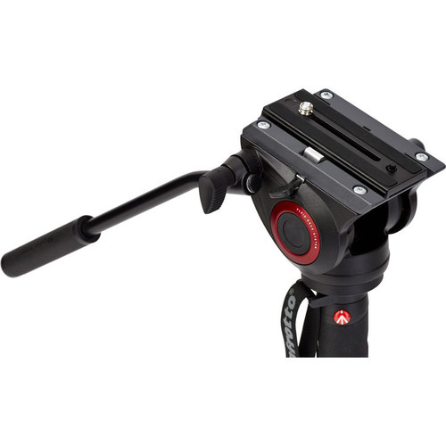 Manfrotto MVMXPRO500US Video Monopod with MVH500 Head
