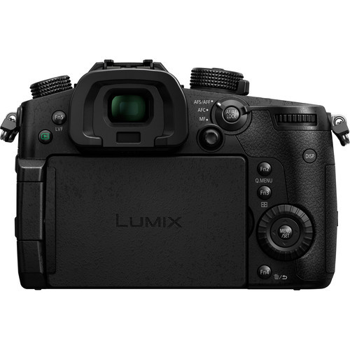 Panasonic Lumix DC-GH5 Mirrorless Camera Body