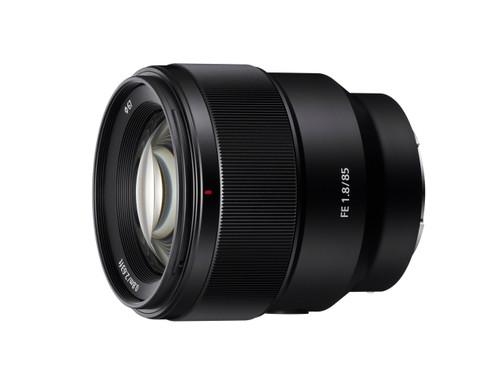 Sony FE 85mm f/1.8 E Mount Lens