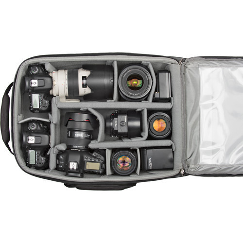 Think Tank Photo Airport TakeOff V2.0 Rolling Camera Bag- Black