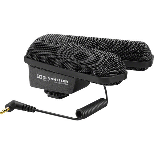 Sennheiser MKE 440 Compact Stereo Microphone