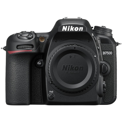 Nikon D7500 DSLR Camera- Body Only
