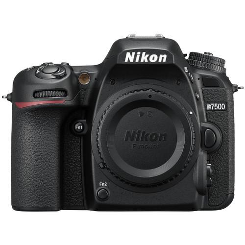 Nikon D7500 DSLR Camera Body
