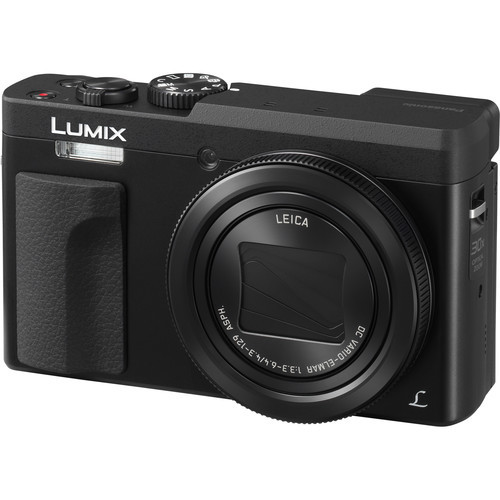 Panasonic Lumix DMC-ZS70 Digital Camera- Black