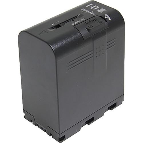 JVC IDX Battery for GY-HM600U, GY-HM650U, GY-HMQ10U, DT-X