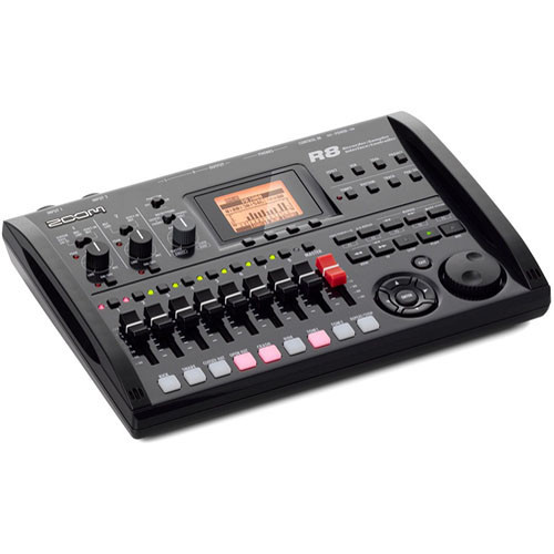 Zoom R8 8-Track Recorder/Interface/Controller/Sampler