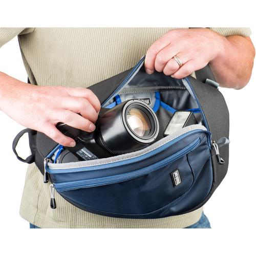 Think Tank Photo TurnStyle 5 V2.0 Sling Camera Bag- Blue Indigo