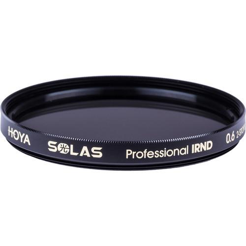 Hoya 77mm Solas IRND 0.6 Filter- 2 Stop