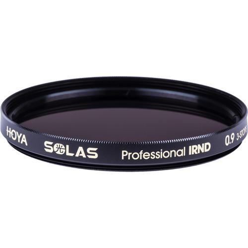 Hoya Solas IRND 1.2 4 Stop Filter - 77mm