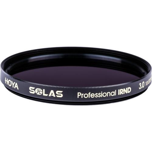 Hoya Solas IRND 3.0 10 Stop Filter - 77mm