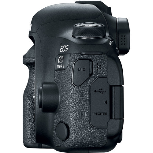 Canon EOS 6D Mark II DSLR Camera- Body Only