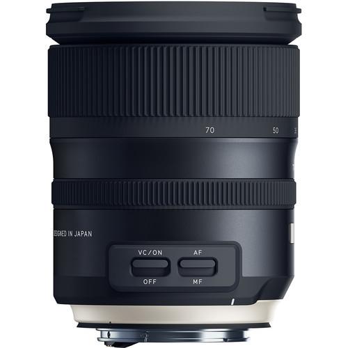 Tamron SP 24-70mm f/2.8 Di VC USD G2 Lens- Canon EF