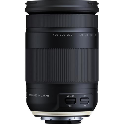 Tamron 18-400mm f/3.5-6.3 Di II VC HLD Lens- Canon EF