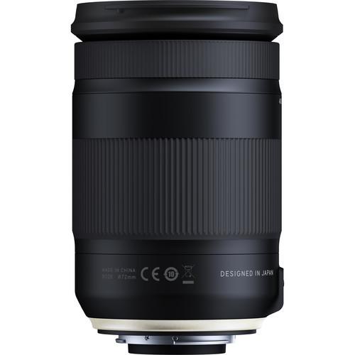 Tamron 18-400mm f/3.5-6.3 Di II VC HLD Lens - Nikon F Mount