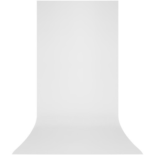 Westcott X-Drop Background 5 x 12- White