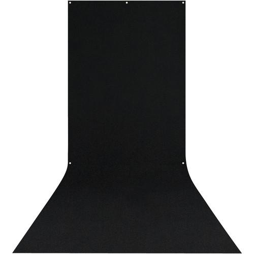 Westcott X-Drop Background 5 x 12- Black