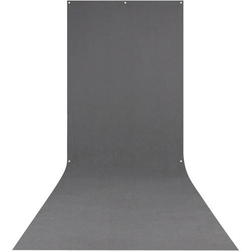 Westcott X-Drop Background 5 x 12- Neutral Gray