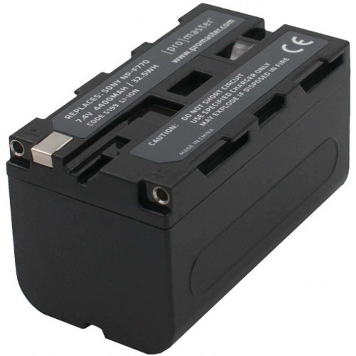 Promaster NP-F770 Li-Ion Battery for Sony