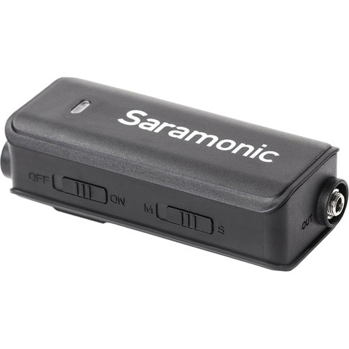 Saramonic LavMic Audio Mixer with Lavalier Microphone