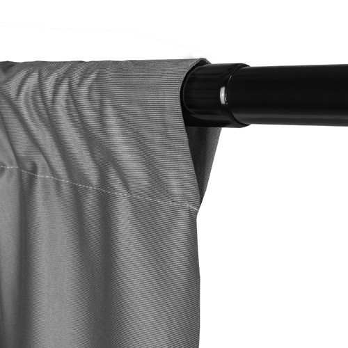 Promaster Wrinkle Resistant Backdrop 10'x12'- Grey