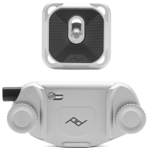 Peak Design Capture Camera Clip v3 - Silver