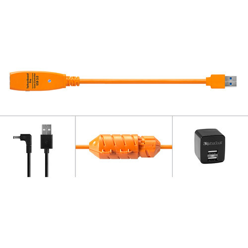 Tether Tools TetherBoost Pro USB 3.0 Core Controller- Orange