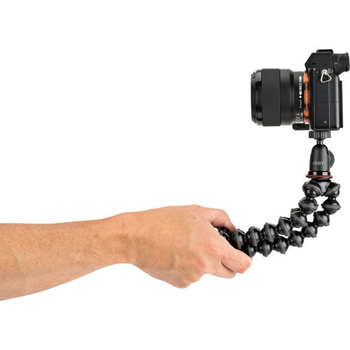 Joby GorillaPod 1K Flexible Mini-Tripod with Ball Head Kit