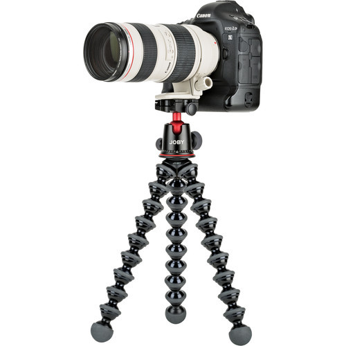 Joby GorillaPod 5K Flexible Mini-Tripod with Ball Head Kit