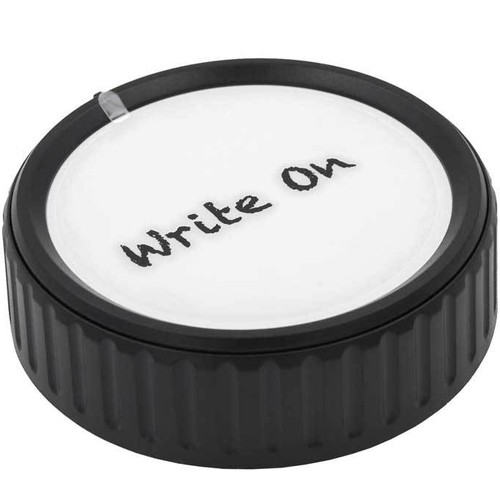 Promaster Write-On Rear Lens Cap- Micro 4/3