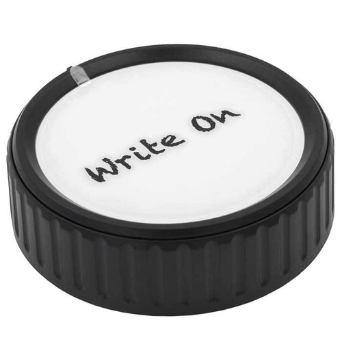 Promaster Write-On Rear Lens Cap- Nikon