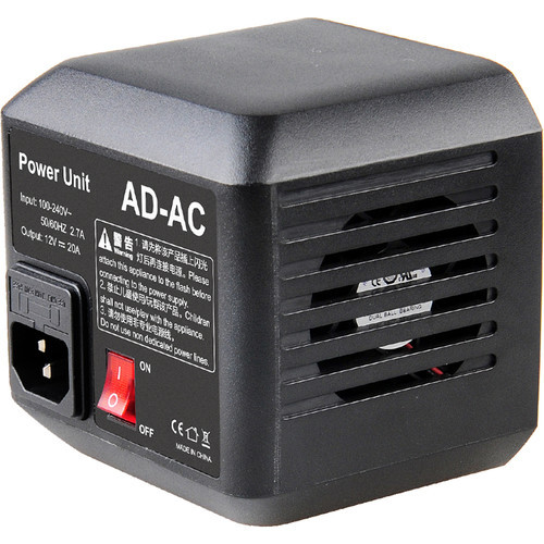 Godox AC Adapter for AD600