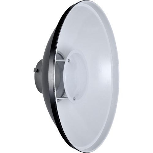 """Godox Beauty Dish Reflector- White, 16.5"""""""