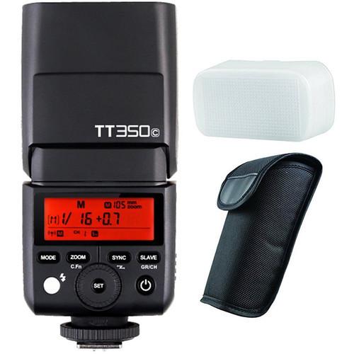 Godox TT350C Mini Thinklite TTL Flash - Canon