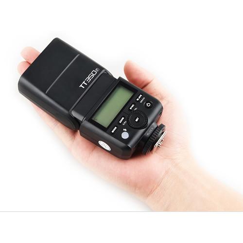Godox TT350F Mini Thinklite TTL Flash - Fuji