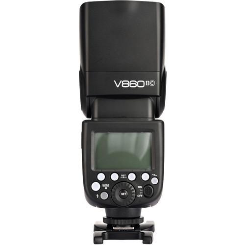 Godox VING V860IIC TTL Li-Ion Flash Kit - Canon