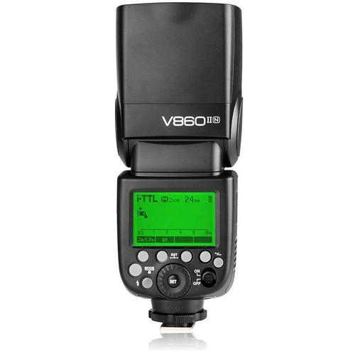 Godox VING V860IIN TTL Li-Ion Flash Kit - Nikon