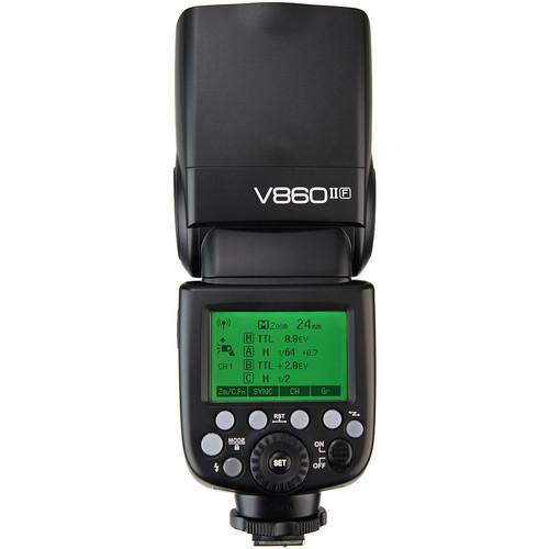 Godox VING V860IIF TTL Li-Ion Flash Kit- Fujifilm