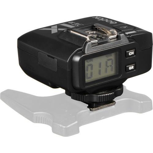 Godox X1R-C TTL Wireless Flash Trigger Receiver- Canon