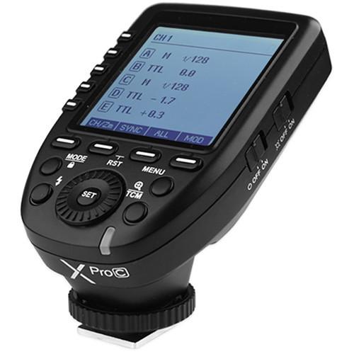 Godox XProC TTL Wireless Flash Trigger- Canon
