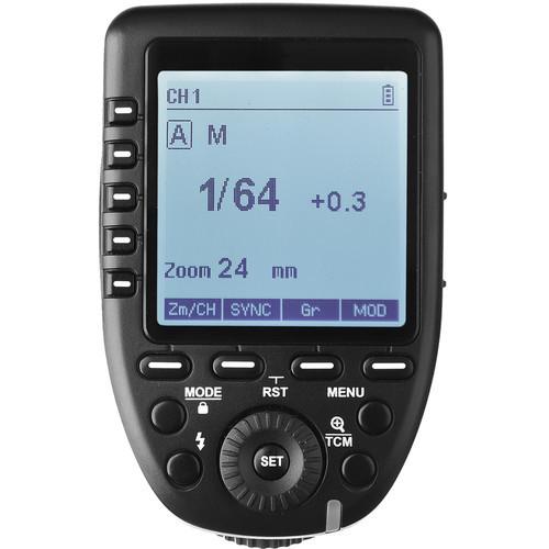 Godox XProO TTL Wireless Flash Trigger - Olympus/Panasonic