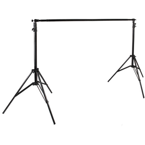 ProMaster Telescoping Background Stand Set with Carrying Case