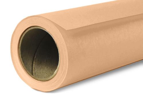 Savage Widetone Background Paper 107 Inch x 12 Yard Roll - #79 Almond
