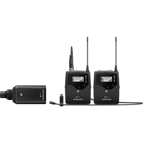 Sennheiser ew 500 Film G4 Wireless Combo System Kit with MKE2 Lavalier Microphone AW+ (470 to 558 MHz)