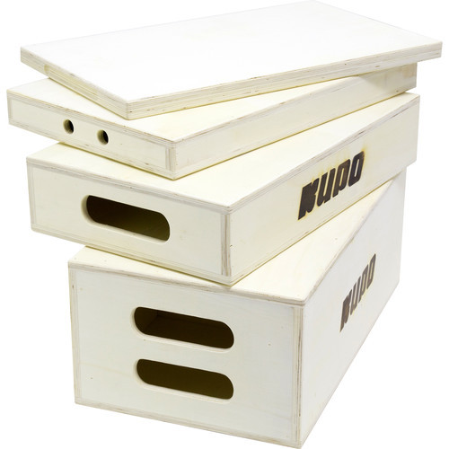 Kupo 4-In-1 Nesting Apple Box Set