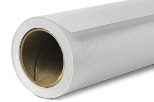 Savage Widetone Background Paper 107 Inch x 12 Yard Roll - #57 Gray Tint