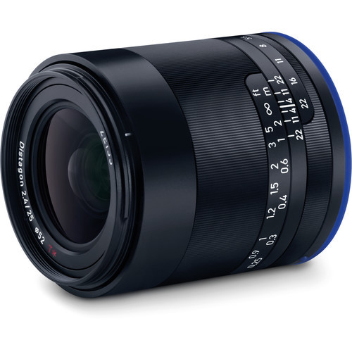 ZEISS Loxia 25mm f/2.4 Lens for Sony E Mount