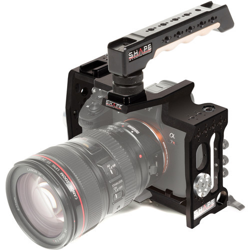 SHAPE Ergonomic Cage for Sony a7R III with DSLR Top Handle