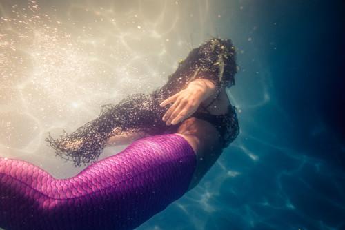 Underwater Mermaid Shooting Experience