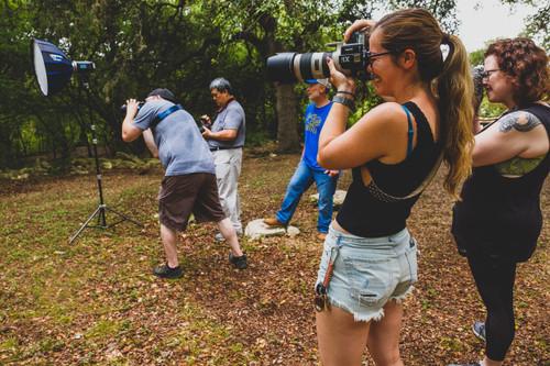 Flash Fest: Off-Camera Flash Weekend